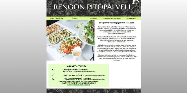 Rengon Pitopalvelu Oy